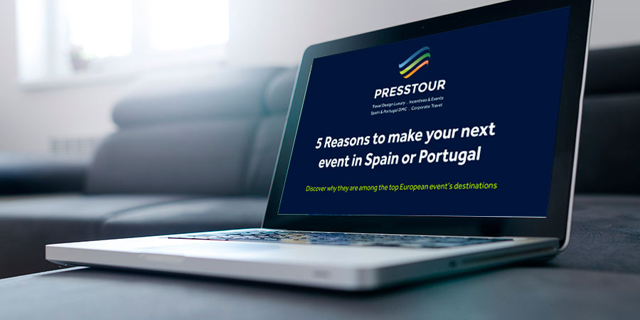Presstour 5 reasons to make your next event in spain or portugal