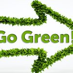 o Green! Sustainable trends in the event world.
