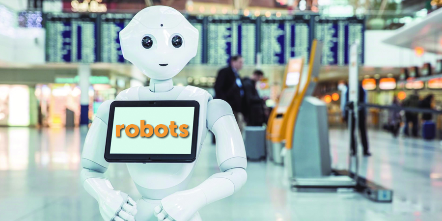 Why robots are the next best thing for events?